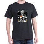 Jeffreys Family Crest Dark T-Shirt