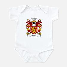 James Family Crest Infant Bodysuit
