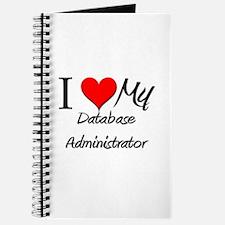 I Heart My Dactylographist Journal