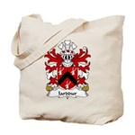 Iarddur Family Crest Tote Bag