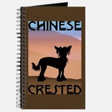 Craftsman Chinese Crested Journal