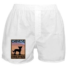 Craftsman Chinese Crested Boxer Shorts