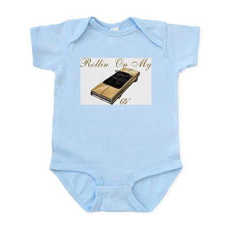 Lowrider Clothing Infant Bodysuit