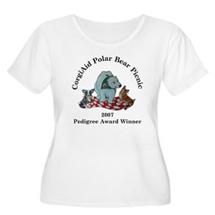 Polar Bear Picnic T-Shirt
