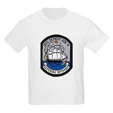 USS Detroit AOE 4 T-Shirt