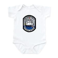 USS Detroit AOE 4 Infant Bodysuit