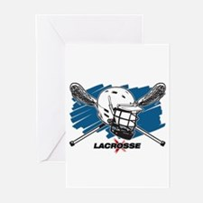 Lacrosse Attitude Greeting Cards (Pk of 20)