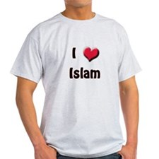 I Love (Heart) Islam T-Shirt