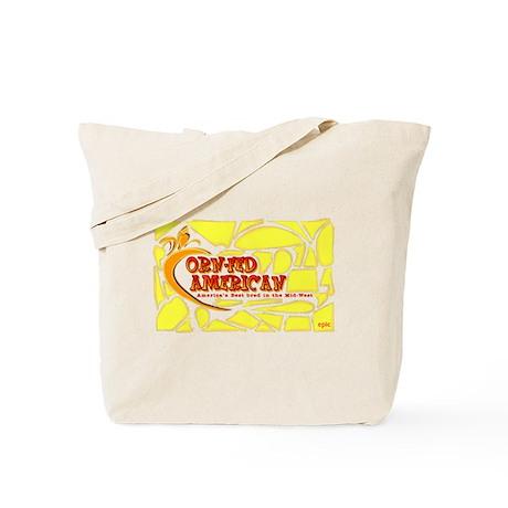 corn-fed american Tote Bag