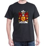 Hopkin Family Crest Dark T-Shirt