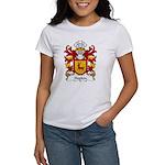 Hopkin Family Crest Women's T-Shirt