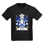Hooks Family Crest Kids Dark T-Shirt