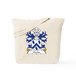 Hooks Family Crest Tote Bag