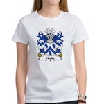 Hooks Family Crest Women's T-Shirt