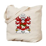 Hood Family Crest Tote Bag