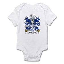 Holland Family Crest Infant Bodysuit