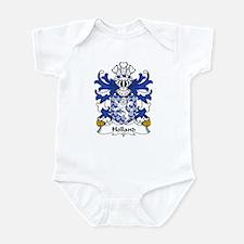 Holland Family Crest Infant Bodysuit