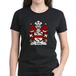 Hoby Family Crest Women's Dark T-Shirt
