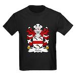 Hoby Family Crest Kids Dark T-Shirt