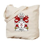 Hilton Family Crest Tote Bag