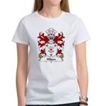 Hilton Family Crest Women's T-Shirt