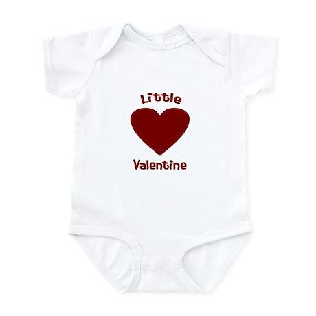 Little Valentine Heart Infant Bodysuit