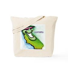 Cute Califonia Tote Bag