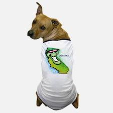 California map Dog T-Shirt