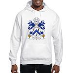 Henbury Family Crest Hooded Sweatshirt