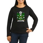 Heleighe Family Crest Women's Long Sleeve Dark T-S