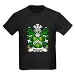 Heleighe Family Crest Kids Dark T-Shirt