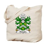 Heleighe Family Crest Tote Bag