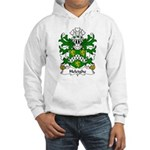 Heleighe Family Crest Hooded Sweatshirt