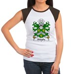Heleighe Family Crest Women's Cap Sleeve T-Shirt