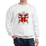 Hall Family Crest Sweatshirt