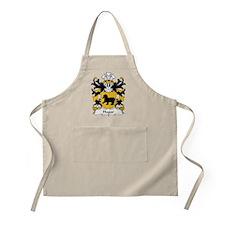 Hagar Family Crest BBQ Apron