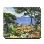 Chateau View Mousepad