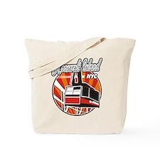 Roosevelt Island Tram Logo Tote Bag
