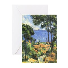 Chateau View Greeting Cards (Pk of 10)