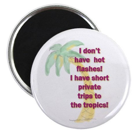 Hot Flashes or Short Tropic T Magnet