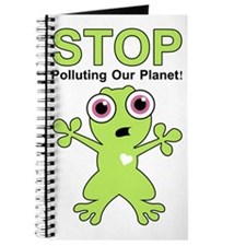 Stop Polluting! Journal