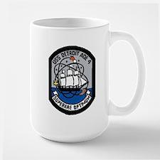USS Detroit AOE 4 Mug