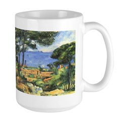 Chateau View Mug