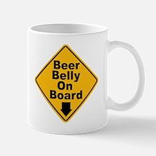 Beer Drinkers Beer Belly Mug