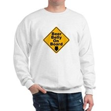 Beer Drinkers Beer Belly Sweatshirt