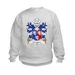Gwynn Family Crest Kids Sweatshirt