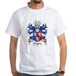Gwynn Family Crest White T-Shirt