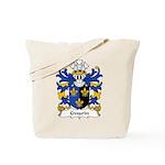 Gwarin Family Crest Tote Bag