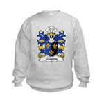 Gwarin Family Crest Kids Sweatshirt