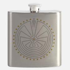Unique Folklore Flask